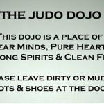 The Judo Dojo