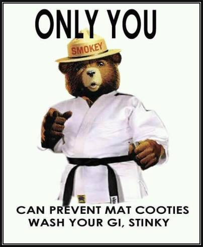 Wash your Gi