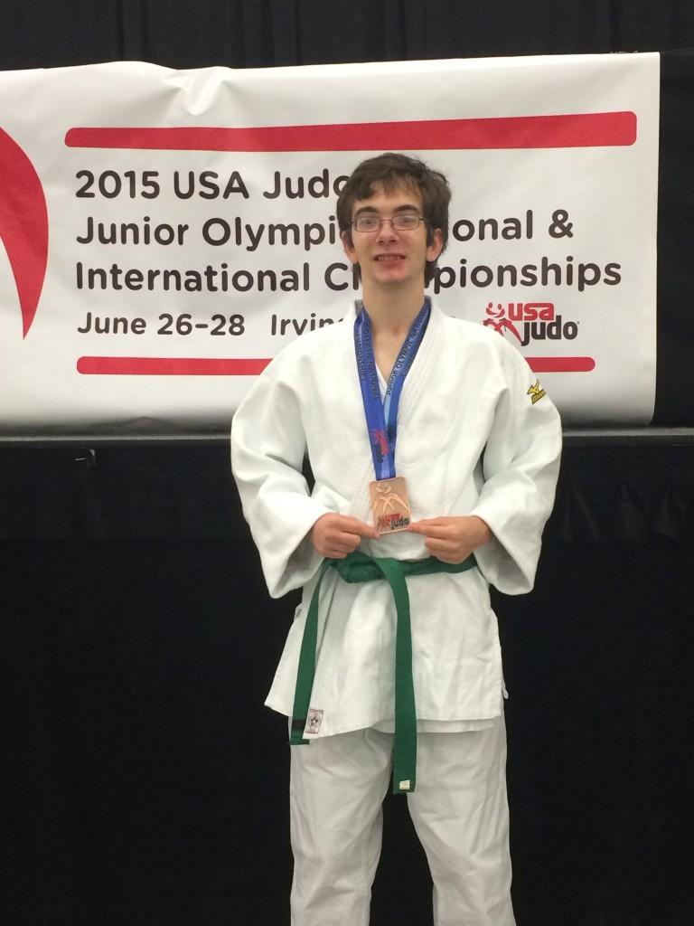 Sean Bronze JOs 2015