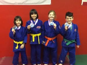 Scholastic Medal Winners Sempai Judo Academy Omaha NE